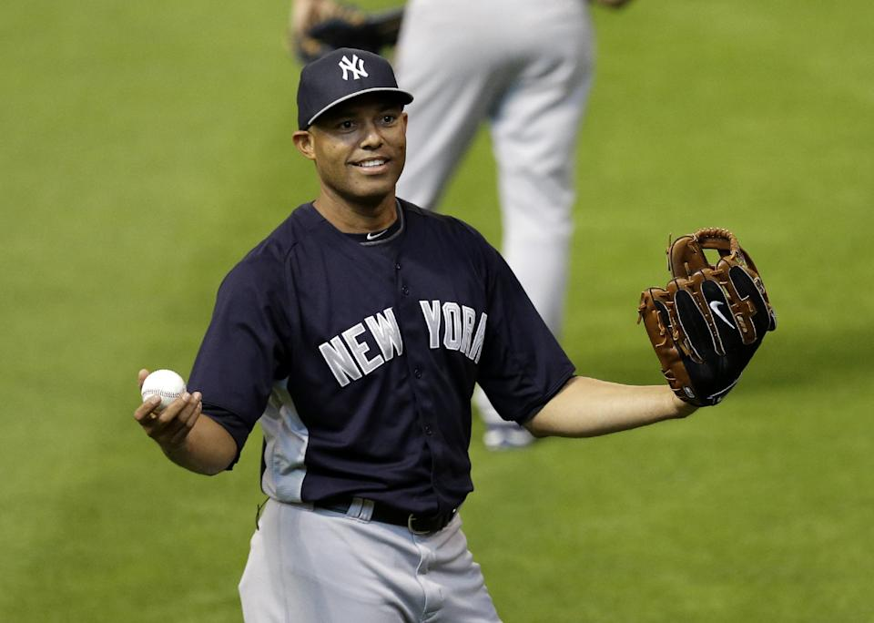 No Mo: Mariano Rivera won't play again