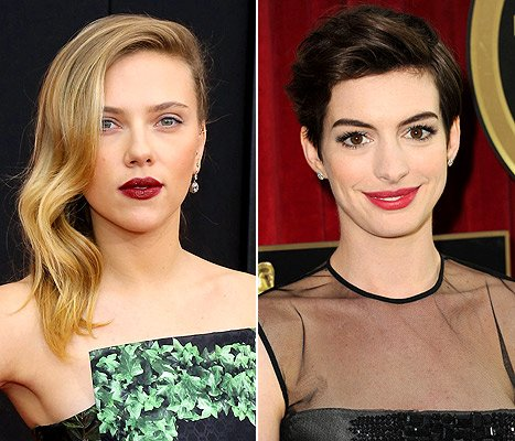 Scarlett Johansson: I Bombed Audition for Anne Hathaway&#39;s Les Miserables Role