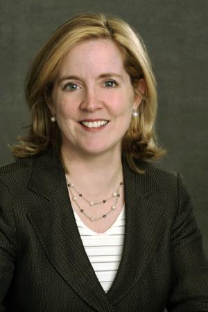 This 2008 publicity image released by ABC shows Kate O'Brian, former Senior Vice President, News Gathering, ABC News. O'Brian has been named its president of Al Jazeera America. (AP Photo/ABC, Donna Svennevik)