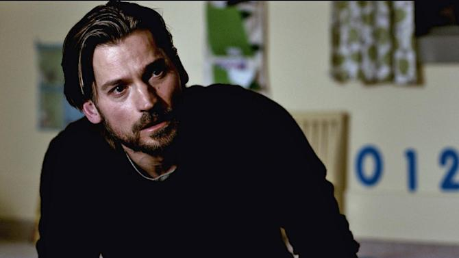 """This film image released by Universal Pictures shows Nikolaj Coster-Waldau in a scene from """"Mama."""" (AP Photo/Universal Pictures)"""