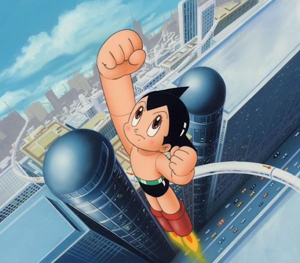 Astro Boy Getting Live-action Treatment By 'San Andreas