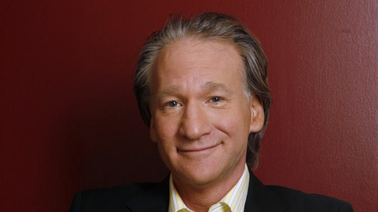FILE - In this file photo made June 15, 2006, Bill Maher poses for a photo in Los Angeles. New York Mets senior vice president of marketing and communications David Newman confirmed, Sunday, June 3, 2012, that Maher owns a stake in the Mets baseball team. Maher, stand-up comic and political satirist, was at Citi Field on Sunday and revealed that he bought a minority share of the team months ago. (AP Photo/Damian Dovarganes, file)
