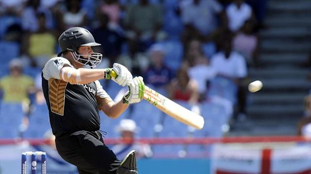 Big-hitting New Zealander Jesse Ryder has been battling personal issues