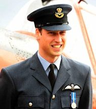 Le Prince William : sauveteur héroïque de la Royal Air Force