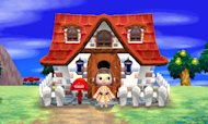 "This video game image released by Nintendo shows a scene from ""Welcome to Animal Crossing: New Leaf."" (AP Photo/Nintendo)"