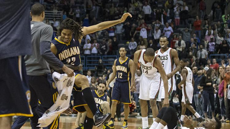 Chris Copeland's game-winning runner sends starter-less Pacers …