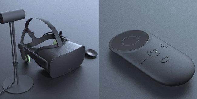 Oculus Shows Off Facebook VR Device facebook, Oculus, yahoo