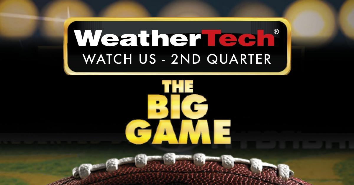 WeatherTech® Big Game