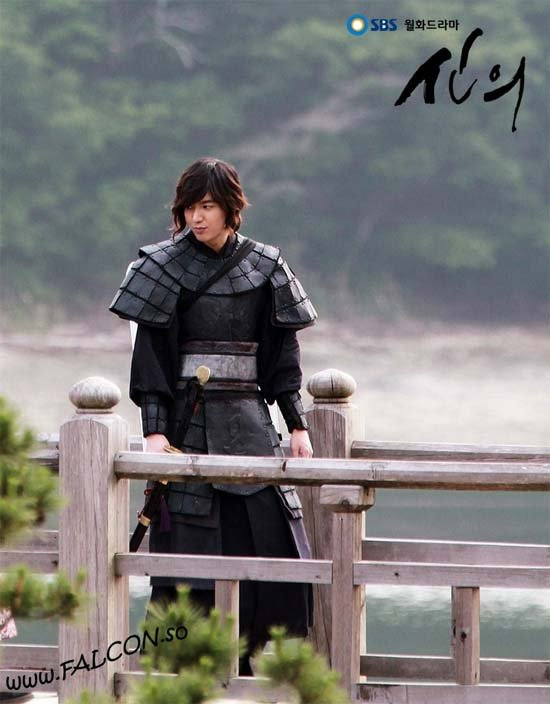 Fan Reveals Warrior Lee Min Ho in 'Faith'