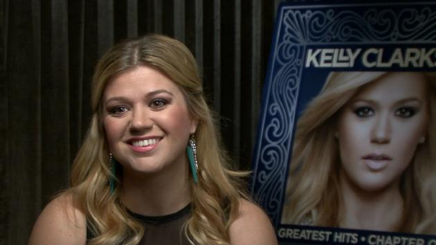 Kelly Clarkson chats with Access Hollywood, October 2012 -- Access Hollywood
