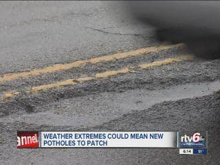 Extreme weather this week expected to take major toll on Indiana roads