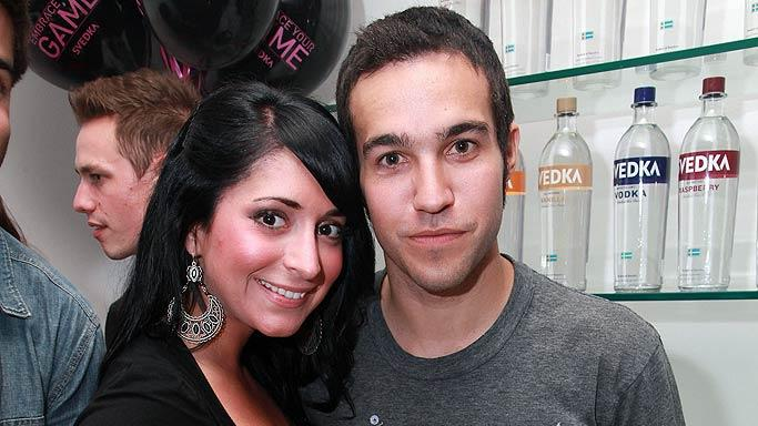 Pivarnick Wentz Svedka Party