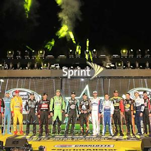Inside Access With Miss Sprint Cup: All-Star Intros