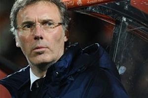 Laurent Blanc: PSG will need to be more effective against Chelsea