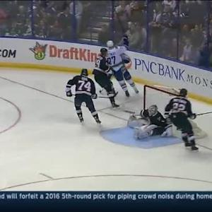 Canucks at Blues / Game Highlights