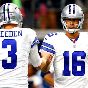 Cassel not a fantasy option if Cowboys start him