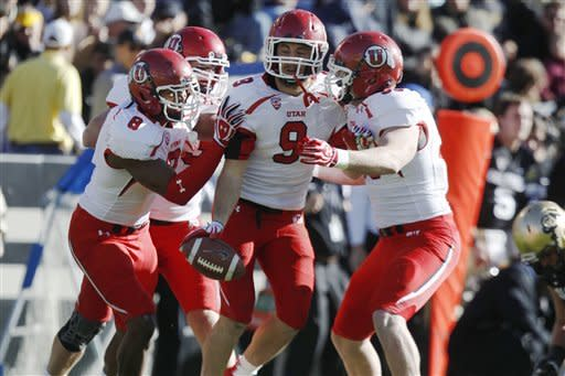 Dunn, Utah seal Colorado's fate with 100-yard KO