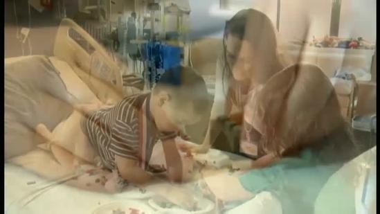 6 year-old finds match for bone marrow transplant