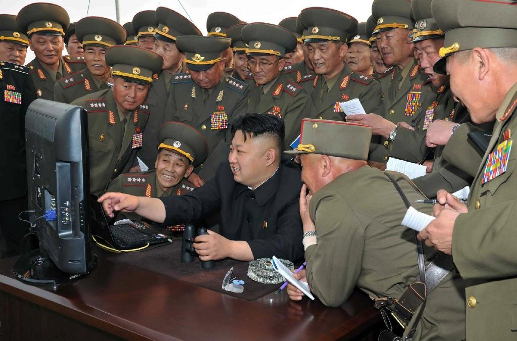 North Korean leader tells army: 'prepare for war'