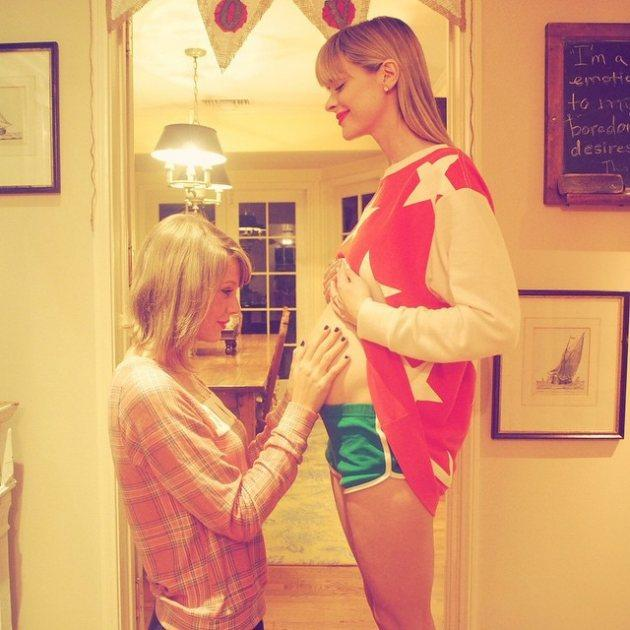 Taylor Swift's New Title: Godmother!