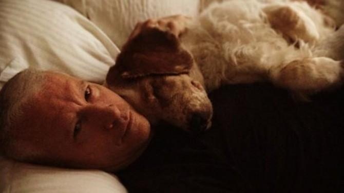 Anderson Cooper Pays Tribute to His Dog Molly After Her Death