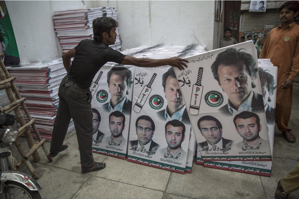 Pakistan Prepares For General Election