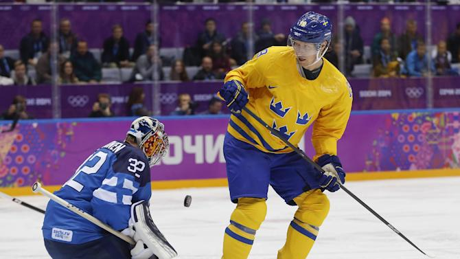 Sweden's Backstrom fails doping test in Sochi