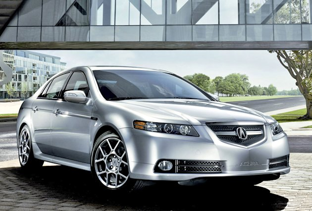 Acura TL Type-S