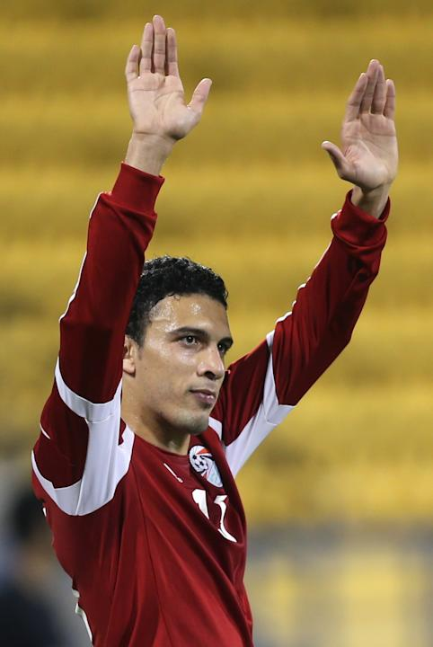Gedo - Al Ahly to Hull