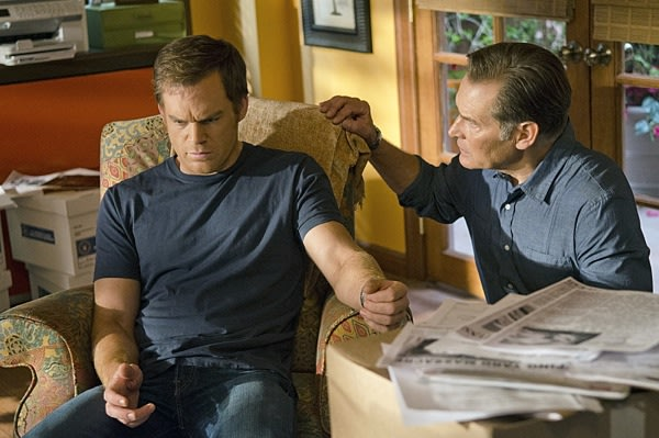 Dexter Finale First Look: Hannah Calls Deb the H-Word, While Dex Mulls Life as a [Spoiler]!