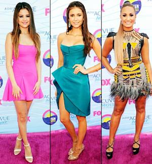 Teen Choice Awards 2012: What the Stars Wore