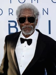 Morgan Freeman Joins Johnny Depp Sci-Fi Film 'Transcendence'