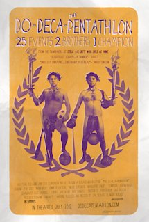Poster of The Do-Deca Pentathlon