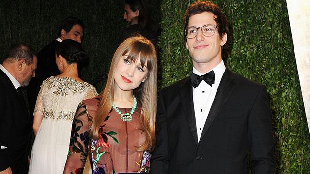 REPORT: Andy Samberg Marries Joanna Newsom