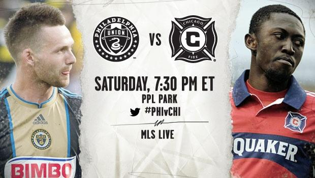 Philadelphia Union vs. Chicago Fire | MLS Match Preview