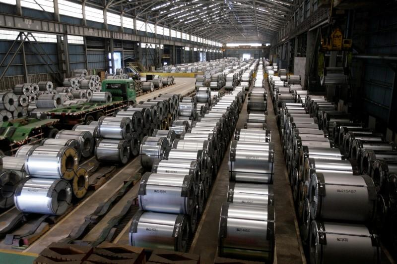 U.S. levies hefty duties on Chinese corrosion-resistant steel
