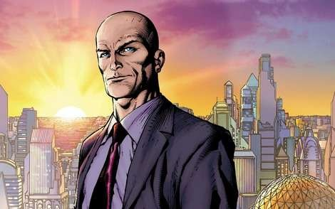 Superman villain Lex Luthor