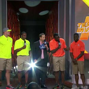 Cris Carter and Michael Irvin look ahead to Pro Bowl