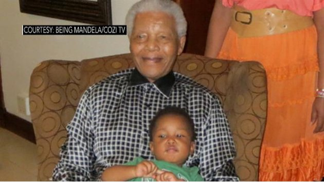 Nelson Mandela photo rele …