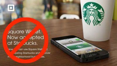 Starbucks to Drop Square Wallet and Payments Next Year