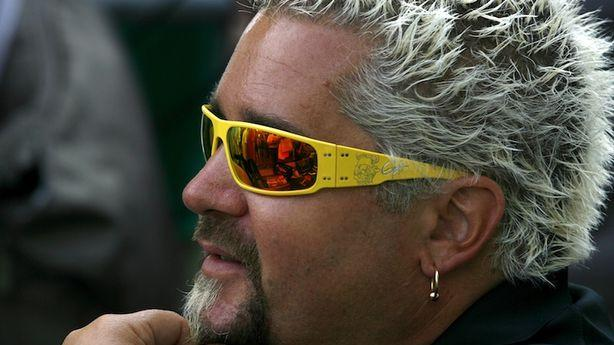 Don't Even Think of Eating at Guy Fieri's New Times Square Restaurant