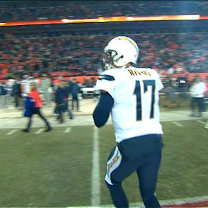 Week 15: San Diego Chargers quarterback Philip Rivers highlights