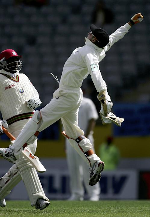 1st Test - New Zealand v West Indies: Day 2