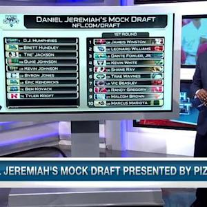 NFL Media's Daniel Jeremiah's post-combine Top 10