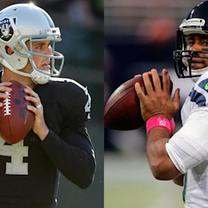 Raiders at Seahawks Preview