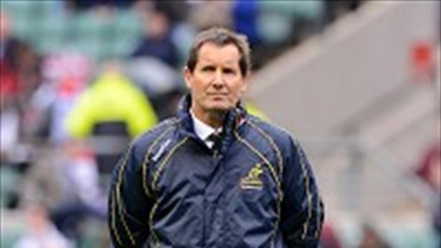 Robbie Deans ise set to have three weeks to prepare to face the Lions