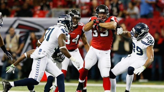 Divisional Playoffs - Seattle Seahawks v Atlanta Falcons