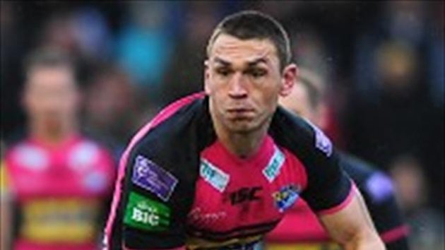 Kevin Sinfield is confident Leeds can utilise home advantage on Friday night