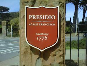 The Presidio, San Francisco: Owned by Three Countries Through History