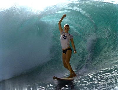 Kate Bosworth in Universal's Blue Crush